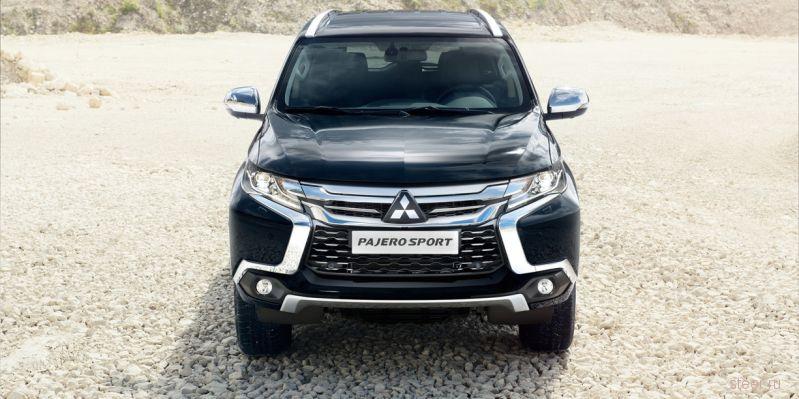 Новый Mitsubishi Pajero Sport : от 2,75 млн рублей