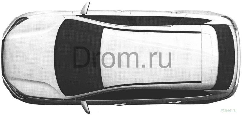 Серийный универсал Lada Vesta : первые изображения