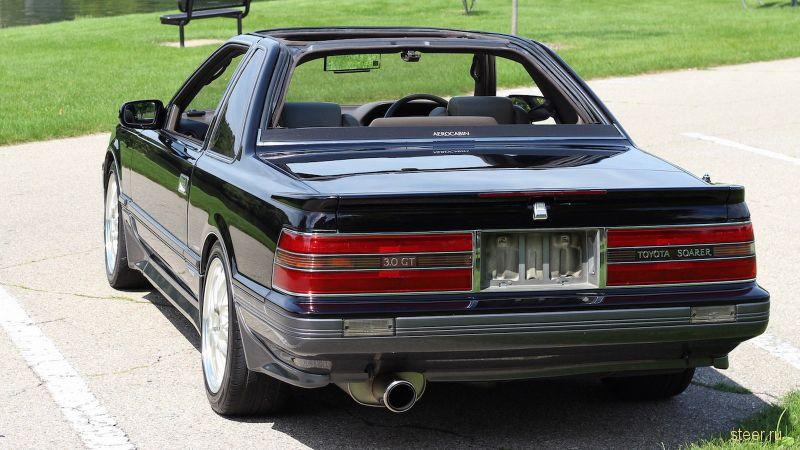 Редкий Toyota Soarer Aerocabin 1989 года продадут за 20 тысяч долларов