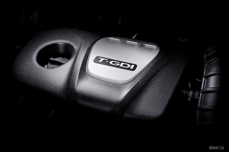 Новый Kia Soul получит 200-сильный двигатель