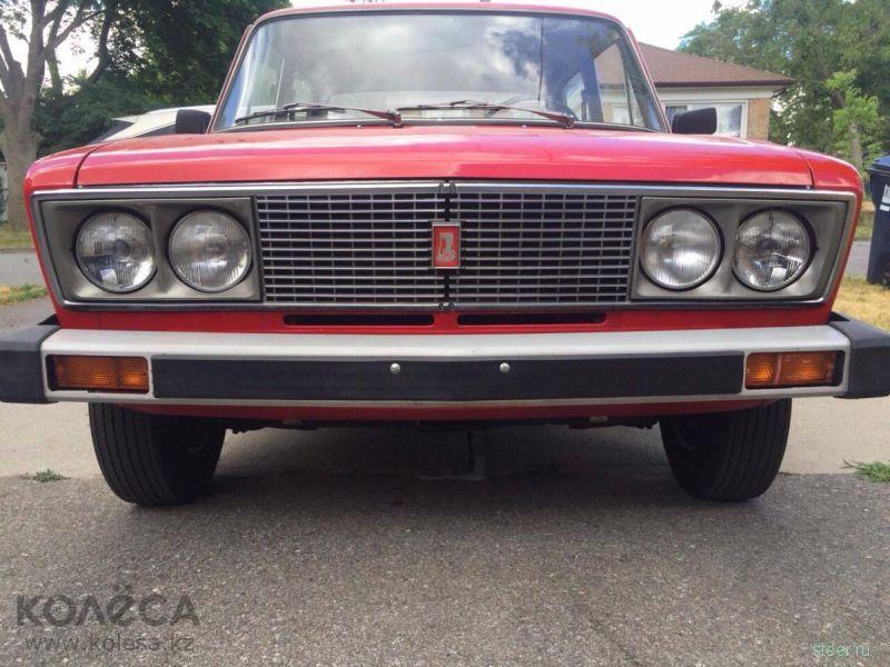 ВАЗ-2106 продают за 80 тысяч долларов