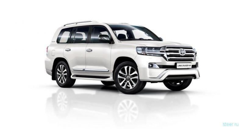 Toyota сделает российскую спецверсию Land Cruiser 200