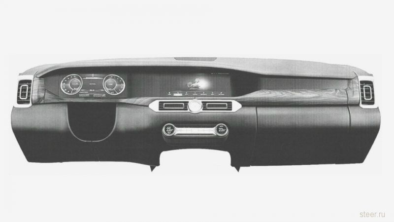 Авто проекта «Кортеж» будут называться Aurus