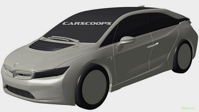 BMW показала дизайн BMW i NEXT