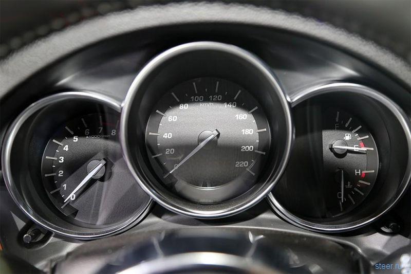 В Китае запустили серийное производство клона Porsche Macan