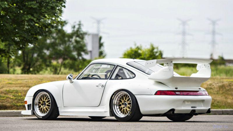 Уникальный Porsche 911 GT2 Evo 1996 оценили в 1,7 миллиона долларов