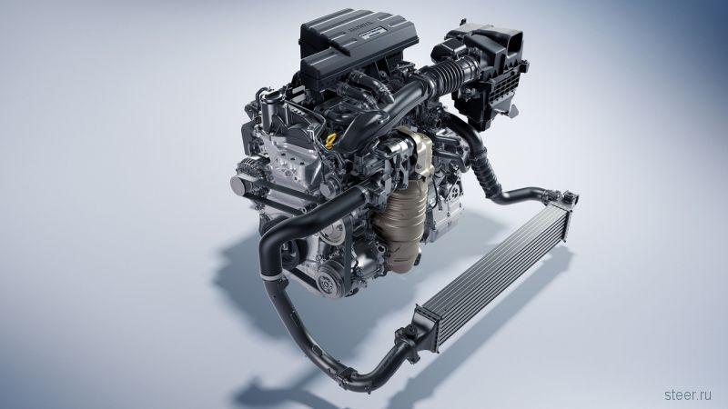 Новая Honda CR-V — больше мощности, больше пространства, больше премиума.