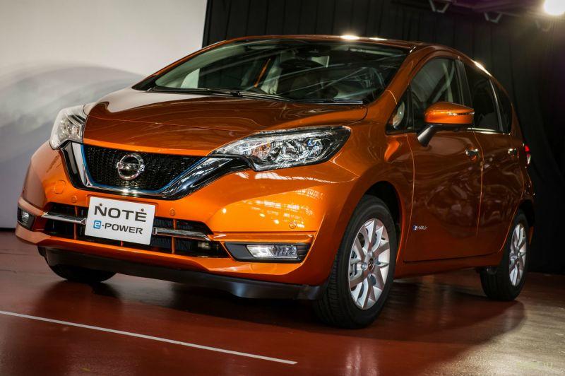 Стартовало производство нового Nissan Note