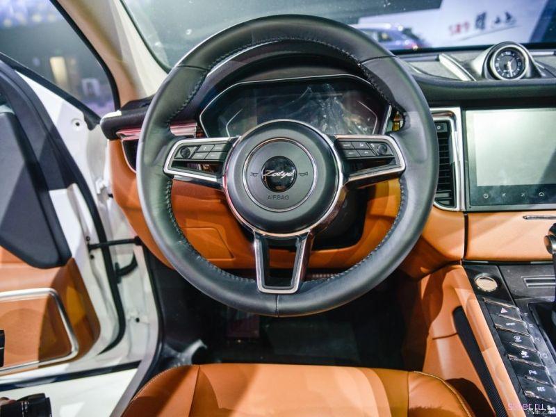 «Китайский Porsche Macan» будут продавать за $15 000