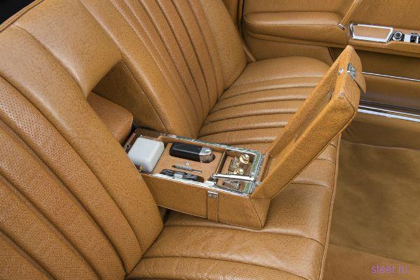 Шестидверный лимузин Pullman Иосипа Броза Тито выставлен на продажу