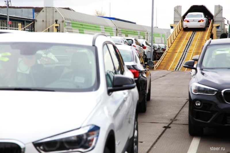 «Автотор» приступил к сборке кроссоверов BMW X1 второго поколения.