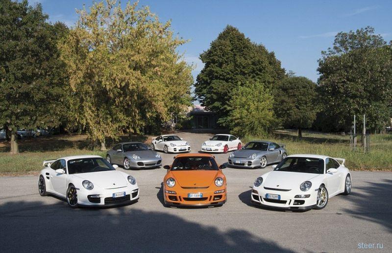 Коллекцию из 430 редких авто изъяли у итальянского бизнесмена