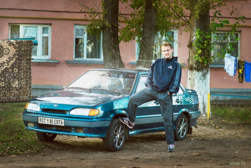 Студия Лебедева придумала альтернативный вариант автомобильных номеров