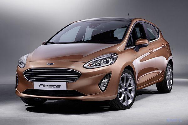 Официально предстален новый Ford Fiesta