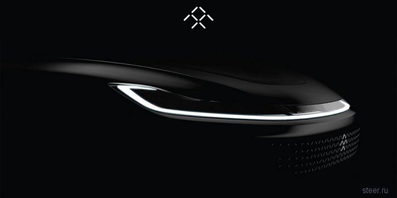 Первое изображение конкурента Tesla Model X