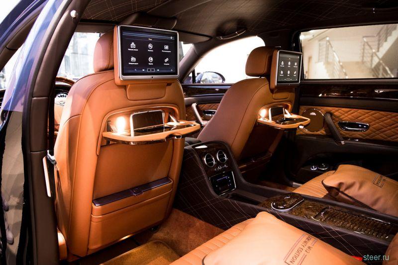Bentley создала лимитированные версии, посвященные советским летчикам