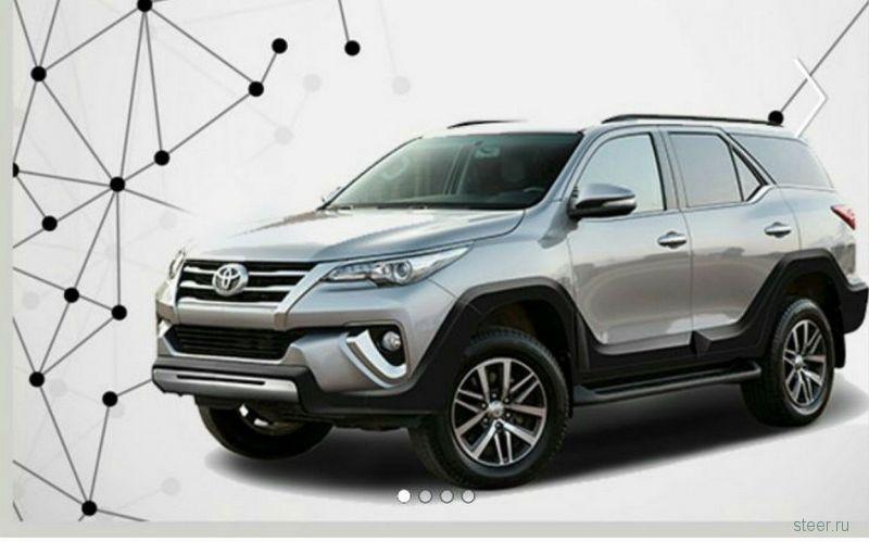 Индусы из недорогого внедорожника Toyota сделали автомобиль класса luxury
