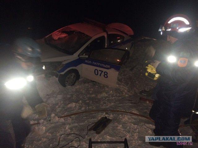 Страшное ДТП на трассе Астана-Караганда