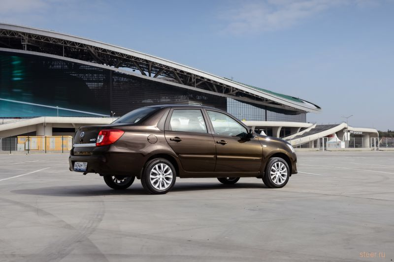Datsun on-DO : седан с автоматом за 512 тысяч