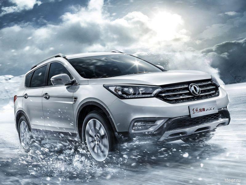 DFM (Dongfeng) AX7 : «китайский Qashqai» будет продаваться в России