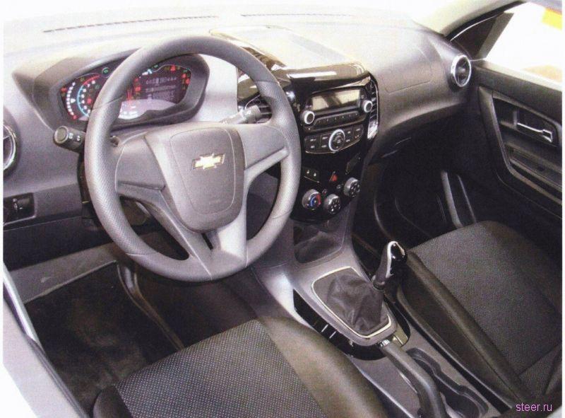 Новая Chevrolet Niva пойдет в производство в 2019 году
