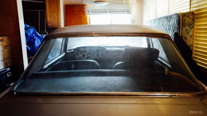 Американец 30 лет хранил редкую Ferrari в однокомнатной квартире