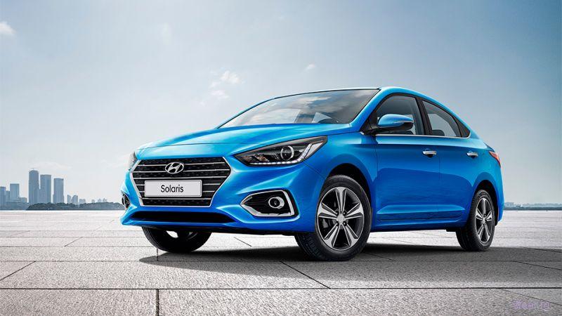 Hyundai представила новый Solaris