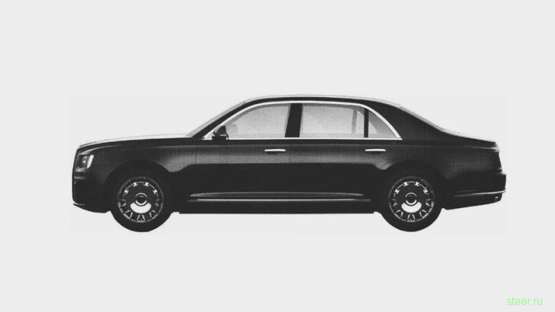 НАМИ раскрыли дизайн седана и внедорожника проекта Кортеж