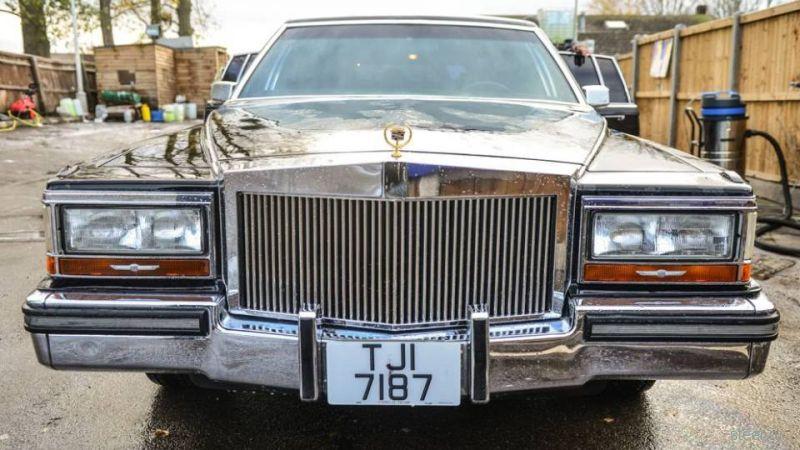 Эксклюзивный Cadillac 1988 года Дональда Трампа продают за 58,5 тысячи евро