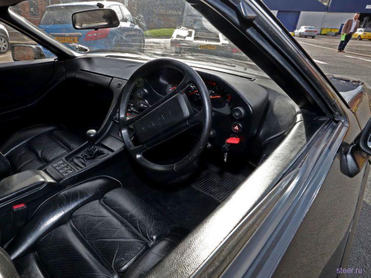 Porsche 928 Джорджа Харрисона продадут на аукционе