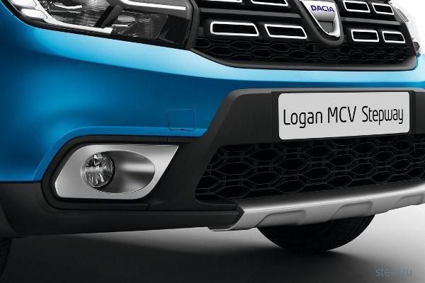 Представлен вседорожный универсал «Логан»