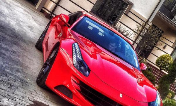 Мажор на Ferrari устроил гонки на скорости 230 км/ч по Москве