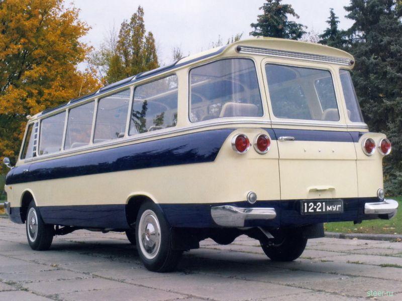 Раритетный автобус ЗИЛ-118 «Юность» продают за 35 млн рублей