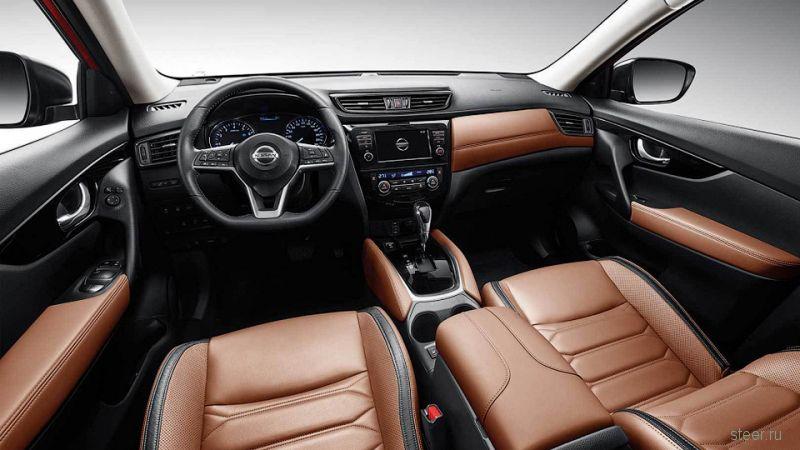 Nissan представила обновленный X-Trail