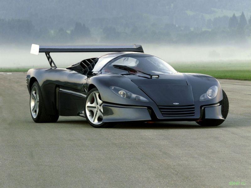 15 автомобилей, созданных в одном экземпляре