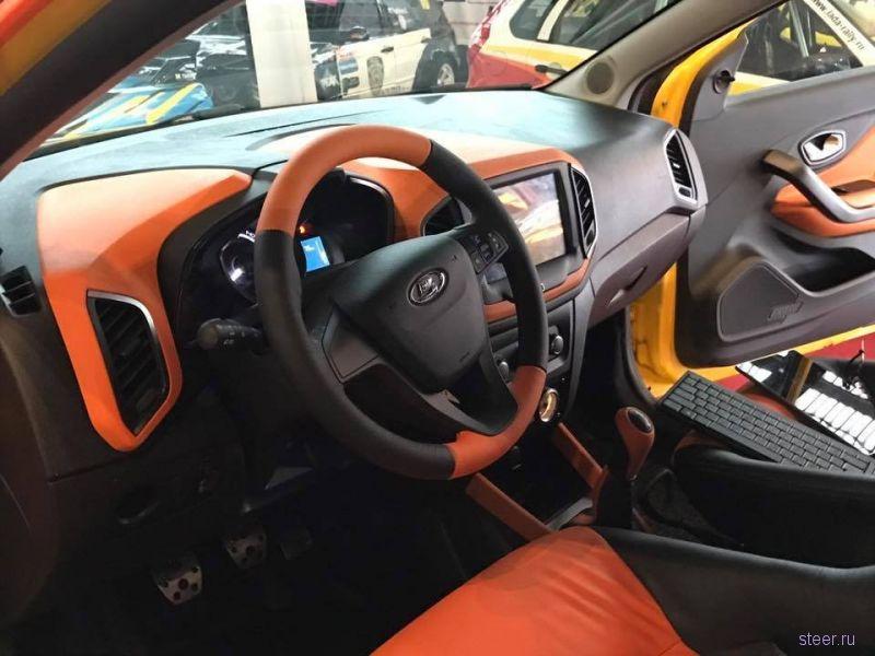 Представлена Lada XRAY для бездорожья