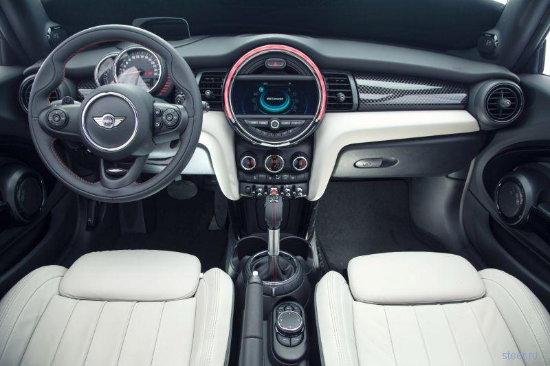 Новый Mini Cabrio появится на российском рынке в конце мая