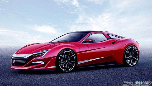 Хонда готовится выпустить новый Honda Prelude?