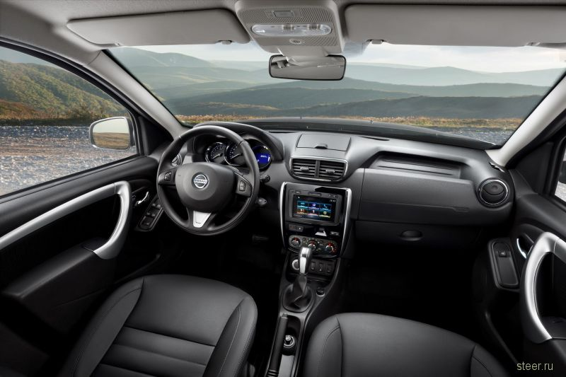 Обновленный Nissan Terrano : от 925 000 рублей