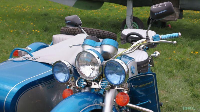 На Украине возобновили выпуск мотоциклов «Днепр»