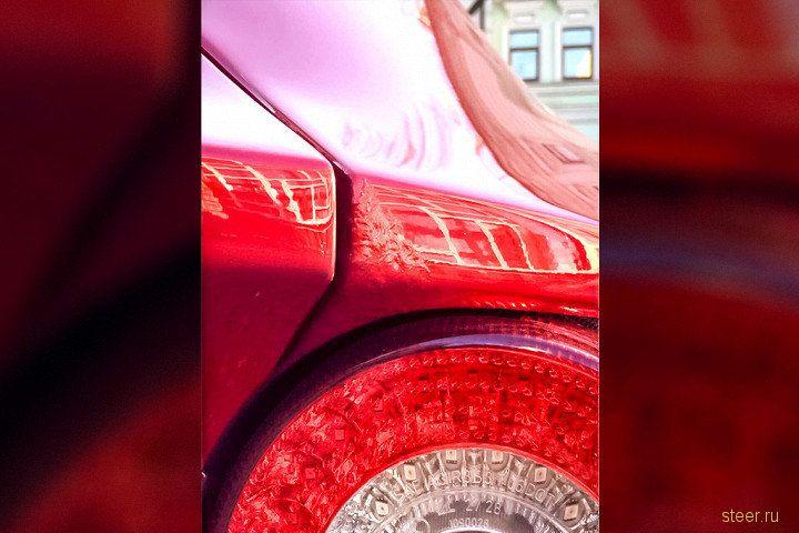Москвич подал в суд на дилера Ferrari из-за вспучившейся краски