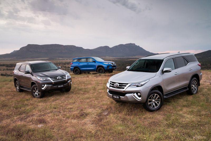 «Младший брат» Toyota Land Cruiser будет официально продаваться в России
