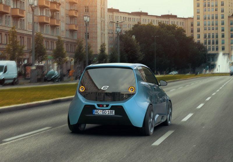e.Go.Life : идеальный городской автомобиль за 16 000 евро