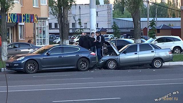 Немецкий зад против русской десятки - детище АвтоВАЗ проиграло битву