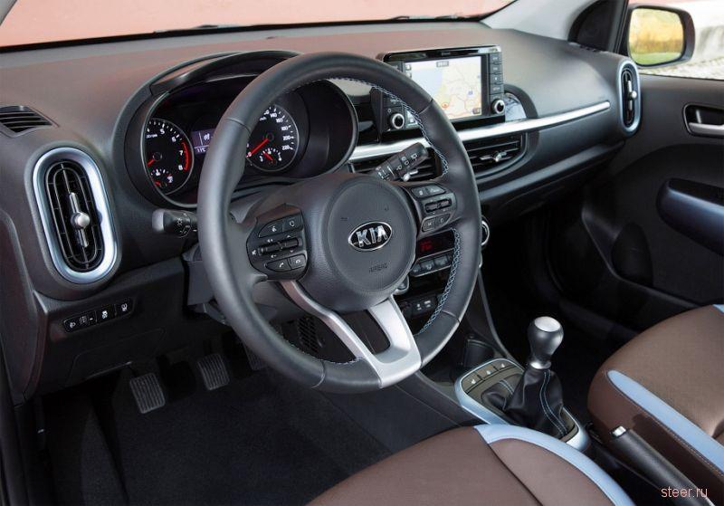 Новый Kia Picanto : объявлены российские цены
