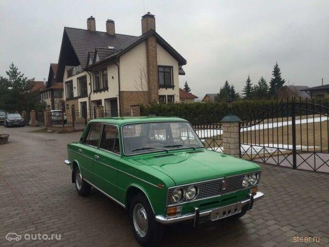 Cамые элегантные «Жигули» ВАЗ-2103 продаются за 3 500 000 рублей