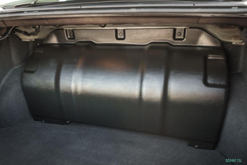 1100 км на одной заправке: начат выпуск новой версии Lada Vesta CNG