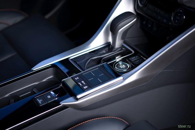 Новый Mitsubishi Eclipse Cross будет продаваться в России