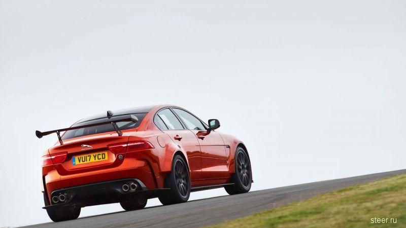 Представлен самый мощный Jaguar в истории