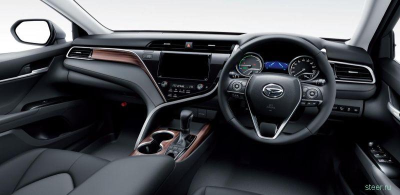 Daihatsu Altis 2018: точная копия новой Toyota Camry